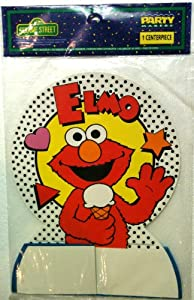 "ELMO Party Decoration STAND-UP Table Centerpiece 12"" Tall"