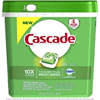 Cascade ActionPacs Dishwasher Detergent (Fresh Scent)