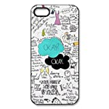 My Case Store Funny Okay The Fault in Our Stars- John Green APPLE IPHONE 5 Best Durable Case