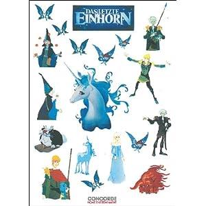 Das Letzte Einhorn (Blu-Ray) [Import allemand]