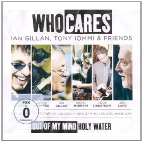 Out-of-My-Mind-7-inch-Analog-Whocares-Ian-Gillan-Tony-Iommi-Friends-LP-Reco