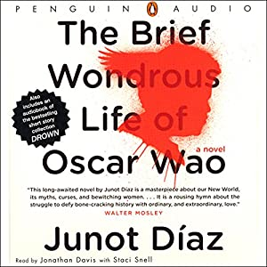 The Brief Wondrous Life of Oscar Wao Audiobook