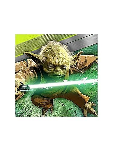 Star Wars Party Napkins - Star Wars Beverage Napkins - 16 Count - 1