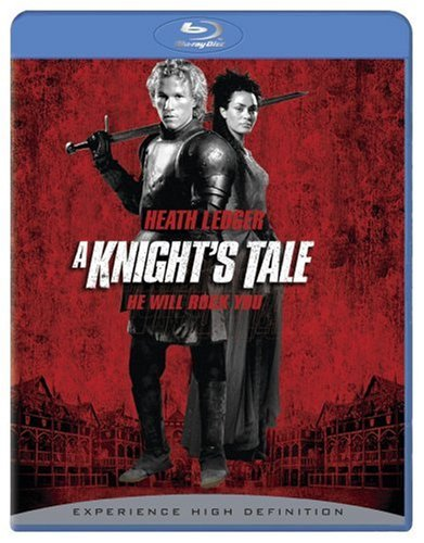 Cover art for  A Knight&#039;s Tale [Blu-ray]