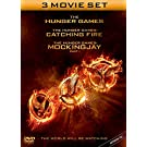 The Hunger Games: Triple Pack [DVD]