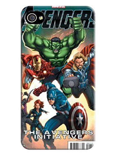 Fashion E-Mall Coolest TPU Logo case Top iphone 4S of Marvel Comics Avengers in Fashion E-Mall Designer Cover