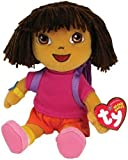 Ty Beanie Baby - Dora the Explorer Soft Toy