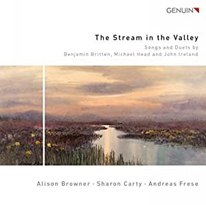 Sharon Carty, Andreas Frese Alison Browner - The Stream In The Valley