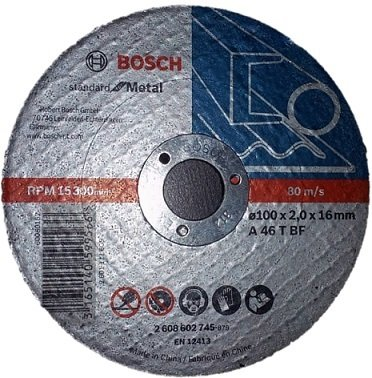 Bosch-A-46-T-BF-4-inches-Cutting-Disc-(20-Pcs)