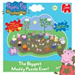 Peppa Pig Giant Muddy Puddle Jigsaw P...