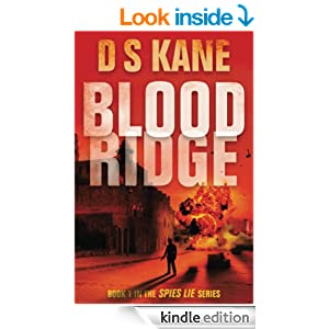 Blood ridge book cover