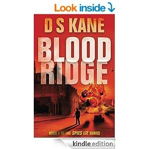 Blood ridge book cover