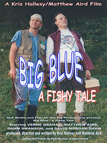 Big Blue a Fishy Tale on Amazon Prime Video UK