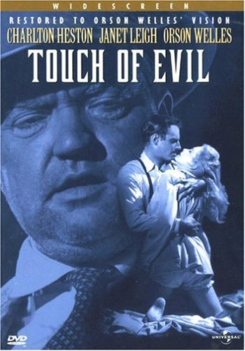 Cover art for  Touch of Evil (Widescreen Edition)