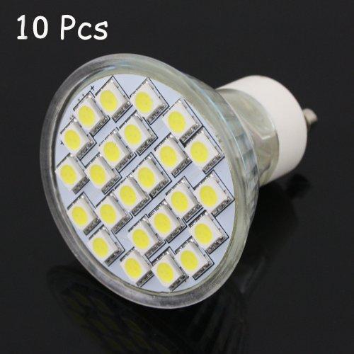 10 x 4W MR16 LED Bulbs Spot Light Lamps 40W Halogen Replacement Warm White UK