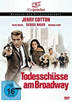 Jerry Cotton - Todessch�sse am Broadway