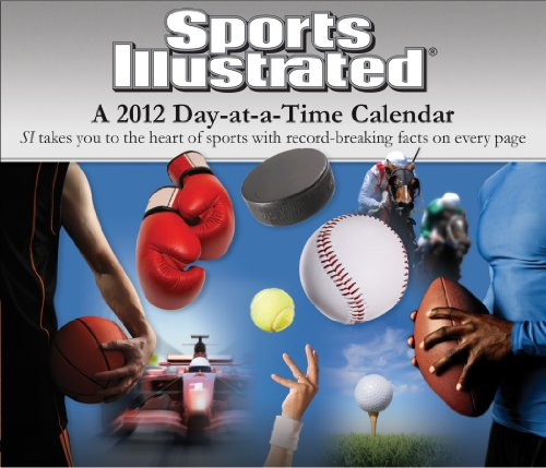 Sports Illustrated Sports 2012 Page A Day Box Calendar