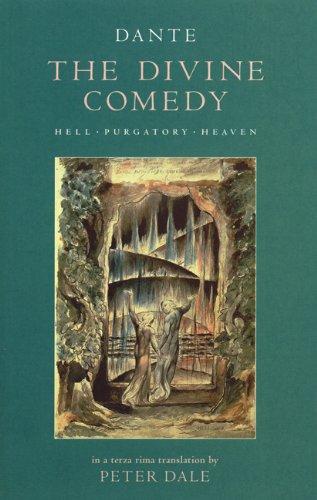 The Divine Comedy: Hell, Purgatory, Heaven