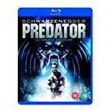 Predator (Ultimate Edition) [Blu-ray] [1987]by Arnold Schwarzenegger