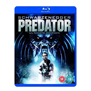 Predator - Ultimate Hunter Edition Blu-ray [Import anglais]
