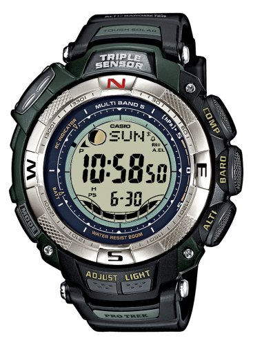 Casio Unisex Watch Sport Pro Trek PRW-1500-1VER