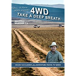 4WD-Take A Deep Breath Season-2 Disc-1