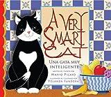 A Very Smart Cat / Una gata muy inteligente