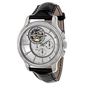 Zenith Academy Tourbillon Chronograph Men's Automatic Watch 65-1260-4005-01-C505