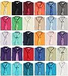 Gioberti Boy's Long Sleeve Dress Shir...