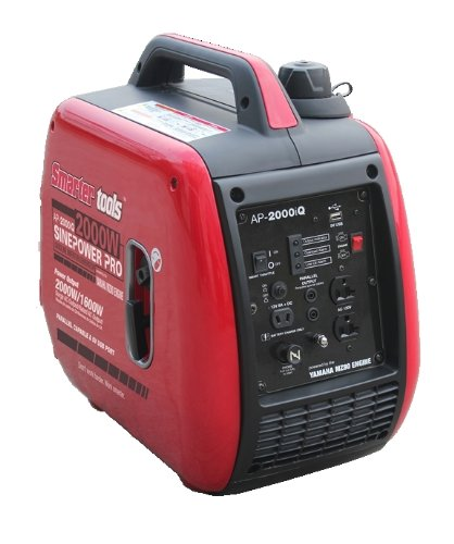 Powerstroke PS902500D quiet portable generator