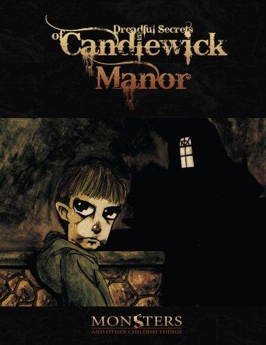 Dreadful Secrets of Candlewick Manor*OP PDF