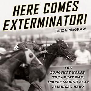 Here Comes Exterminator! Audiobook