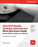 OCP MySQL 5.6 Database Administrator Exam Guide (Exam 1Z0-883) (All-in-One)