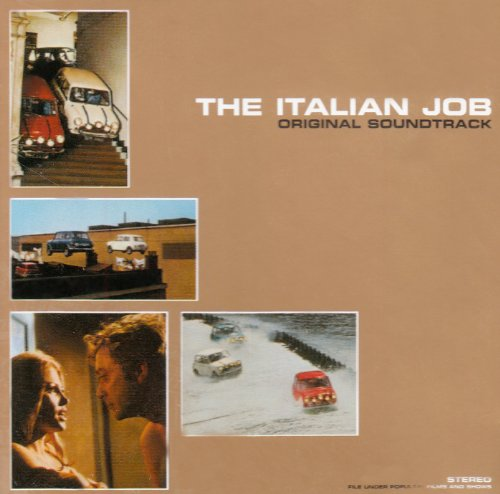 Quincy Jones - The Italian Job Soundtrack - Zortam Music