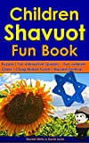 Shavuot Fun Book For Children: Fun Puzzles | Interactive Fun Quizzes | Fun Judaism
