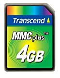 Transcend 4GB High-Speed MMC TS4GMMC4