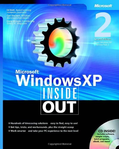Microsoft Windows XP Inside Out