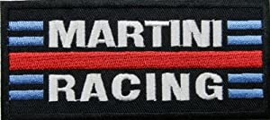Martini Racing Patches Sport Motor Racing patches embroidered iron on patch style05