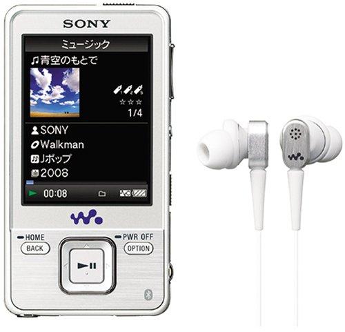 SONY ウォークマン Aシリーズ ビデオ対応 8GB ホワイト NW-A828 W