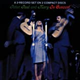 Peter, Paul and Mary In Concert Live Edition (1990) Audio CD