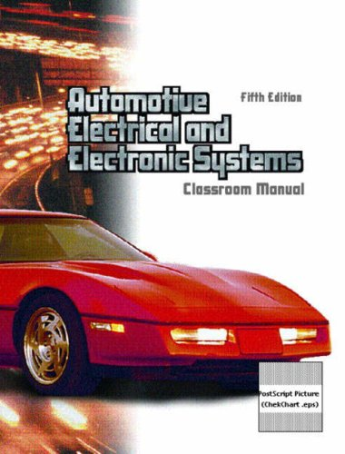 Automotive Electrical and Electronic Systems Package: Package Set