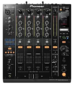 Pioneer DJミキサー DJM-900NXS