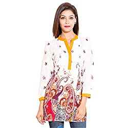 BELOMODA Women's Stylish Cotton Kurti