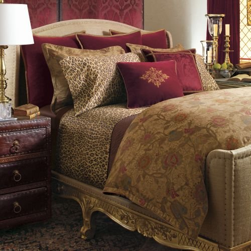 Leopard Sheets King front-1023859