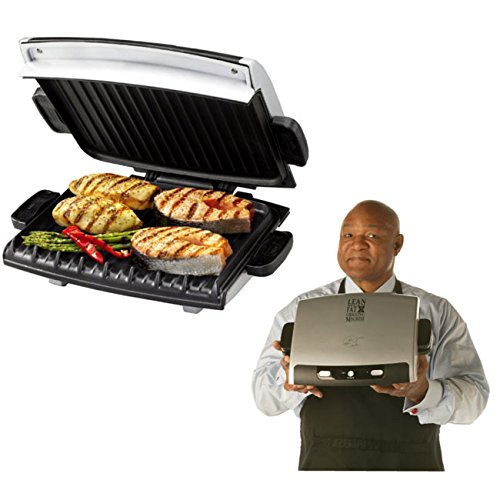 George Foreman GRP99 Next Grilleration Jumbo Grill (George Foreman Grill Utensils compare prices)