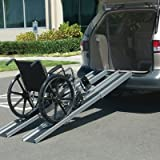 Wheelchair Track 7' Van Ramp