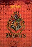 Harry Potter Hogwarts Red Bound Journal