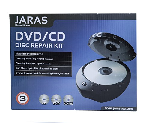 jaras-jj-600-universal-dvd-cd-games-disc-scratches-repair-plus-bundle-kit-with-cleaning-spray-includ