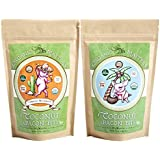 Organic Coconut Bacon Sample Pack - Vegan | Soy Free | Gluten Free | Non-GMO