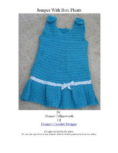 Child'S Jumper Crochet Pattern